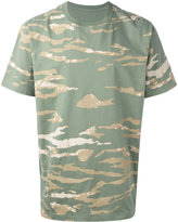 MHI short sleeve T-shirt - men - Organic Cotton - L
