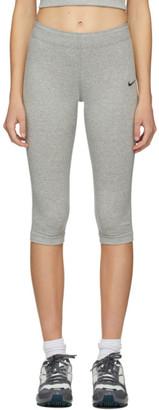 Nike Grey Sportswear Leg-A-See Leggings