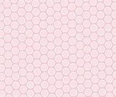 Stokke SheetWorld Fitted Oval Mini) - Pastel Pink Bubbles Woven - Made In USA - 58.4 cm x 73.7 cm ( 23 inches x 29 inches)