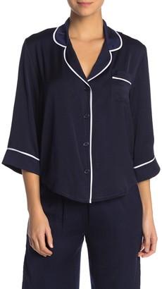 Nordstrom Pajama Top Exclusive)