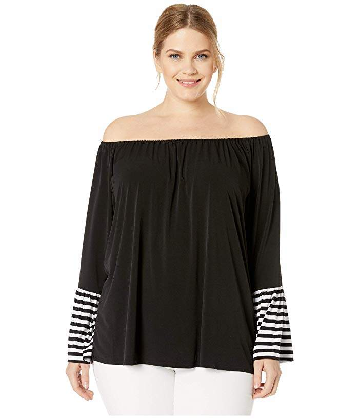 80e066ebefb Off-the-shoulder Peasant Top - ShopStyle