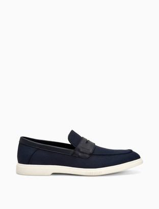 Calvin Klein Trapper Ballistic Nylon Loafer