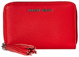Armani Jeans Bifold Wallet with Tassle Detail