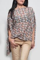 Dana Ashkenazi Cover Shirt Beige