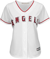 Majestic Women's Los Angeles Angels of Anaheim Cool Base Jersey