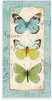 Fabrice de Villeneuve Studio Butterfly Study I Printed Canvas Wall Art