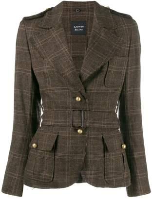 Lanvin Pre-Owned 2005 tailored blazer