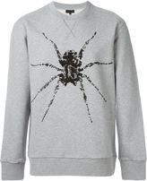 Lanvin spider sweatshirt - men - Cotton - M