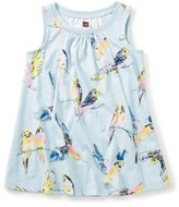 Tea Collection Infant Girl's Lorikeet Print Dress
