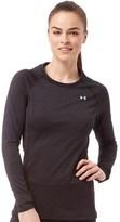 Under Armour Womens ColdGear Evo Cozy Long Sleeve Top Black