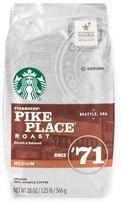 Starbucks 20 oz. Pike Place® Roast Ground Coffee