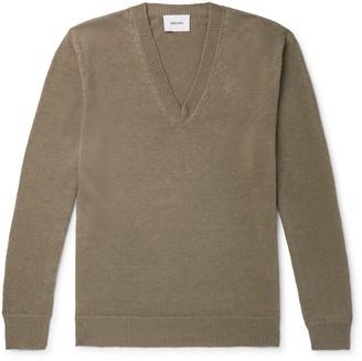 Nanushka Pete Linen Sweater