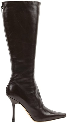 Jimmy Choo \N Brown Leather Boots