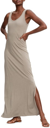 Michael Stars Isabelle Cotton & Modal Maxi Dress