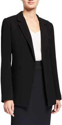 Lafayette 148 New York Luther Open-Front Blazer