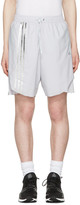 Adidas x Kolor Grey Track Shorts
