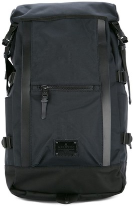 Makavelic Double Line large backpack