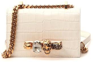 Alexander McQueen Jewelled Satchel Bag