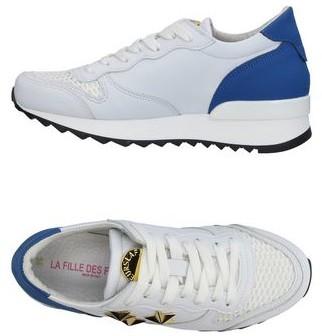 La Fille Des Fleurs Low-tops & sneakers