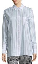 Acne Studios Bai Button Front Shirt