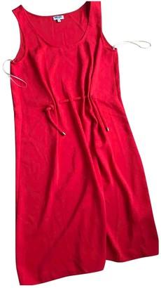Kenzo Red Dress for Women
