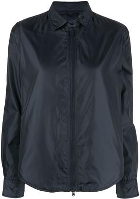 Aspesi Zipped Shirt Jacket