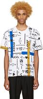 Kenzo White Printed T-Shirt