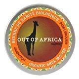Out of Africa Grapefruit Shea Butter, 5-Ounce Tin