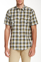 Timberland Plaid Short Sleeve Regular Fit Shirt