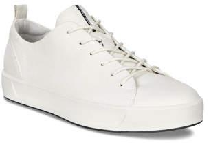 Ecco Soft 8 Ladies White Trento