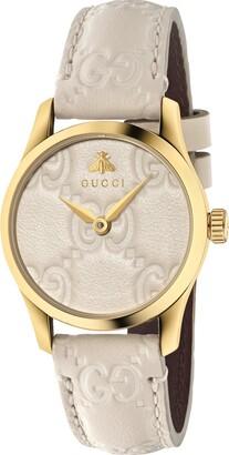 Gucci G-Timeless watch, 27mm