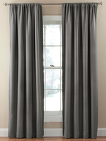 Eclipse Corsica Crushed Microfiber Blackout Curtain Panel