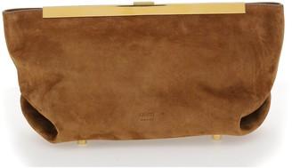 KHAITE Kaithe Aimee Envelop Clutch Bag