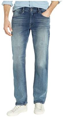 Hudson Byron Straight Zip in Linden (Linden) Men's Jeans