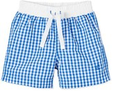 Petit Bateau Baby boys swim shorts