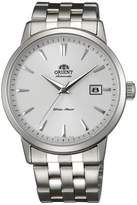 Orient ER2700AW Men's Symphony Automatic Stainless Steel Dial Mechanical Watch