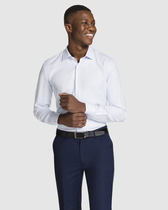 yd. Aramac Slim Dress Shirt