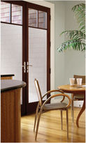 Brewster Wall 35in x 78in Sand Door Privacy Film