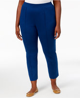 Alfred Dunner Plus Size Arizona Sky Collection Pull-On Pants