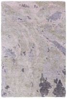 Surya Gemini Area Rug - Mauve/Lavender/Gray, 2' x 3'