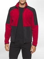 Calvin Klein Fleece Logo Jacket
