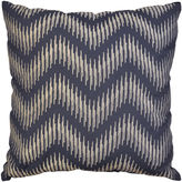Idea Nuova Republic Embroidered Chevron Decorative Pillow