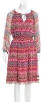 Diane von Furstenberg Parry Silk Dress