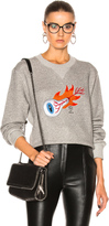 Coach 1941 Embroidered Wild Eye Sweatshirt