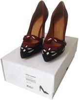 Isabel Marant Burgundy Heels