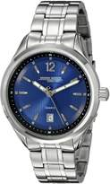 Jorg Gray Men's JG6100-12 Analog Display Quartz Silver Watch