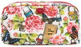 Dolce & Gabbana natural life print make-up bag
