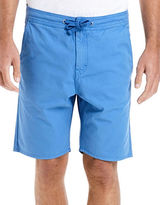 Bench Cotton Shorts with Drawcord