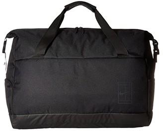 Nike Court Advantage Tennis Duffel Bag (Black/Black/Anthracite) Duffel Bags