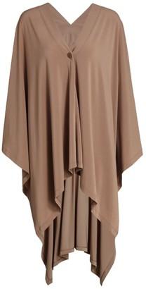 Issey Miyake Drape Jersey Nude Pleated Jacket